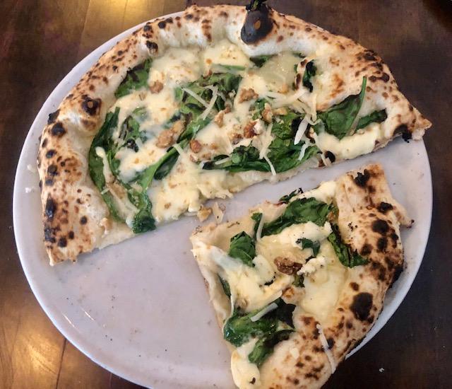 Pizza von Stranero