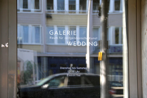 Galerie Wedding