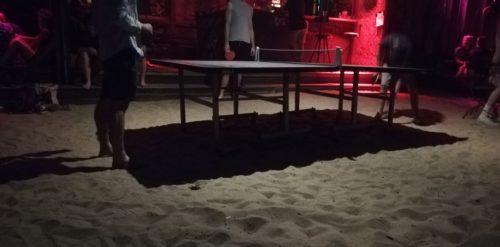 Tischtennis im Humboldthain Club
