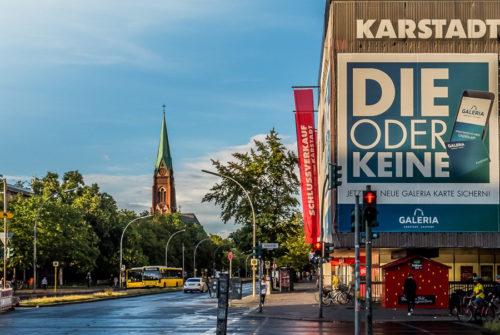 Karstadt-Rettung in Sicht