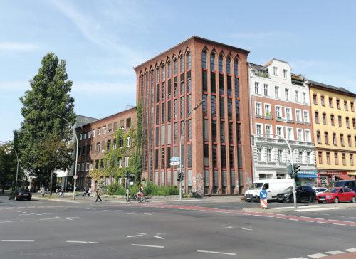 Denkmal in der Osloer Straße