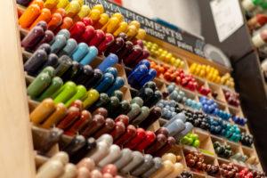 Peter's Art - Angebot an Farben