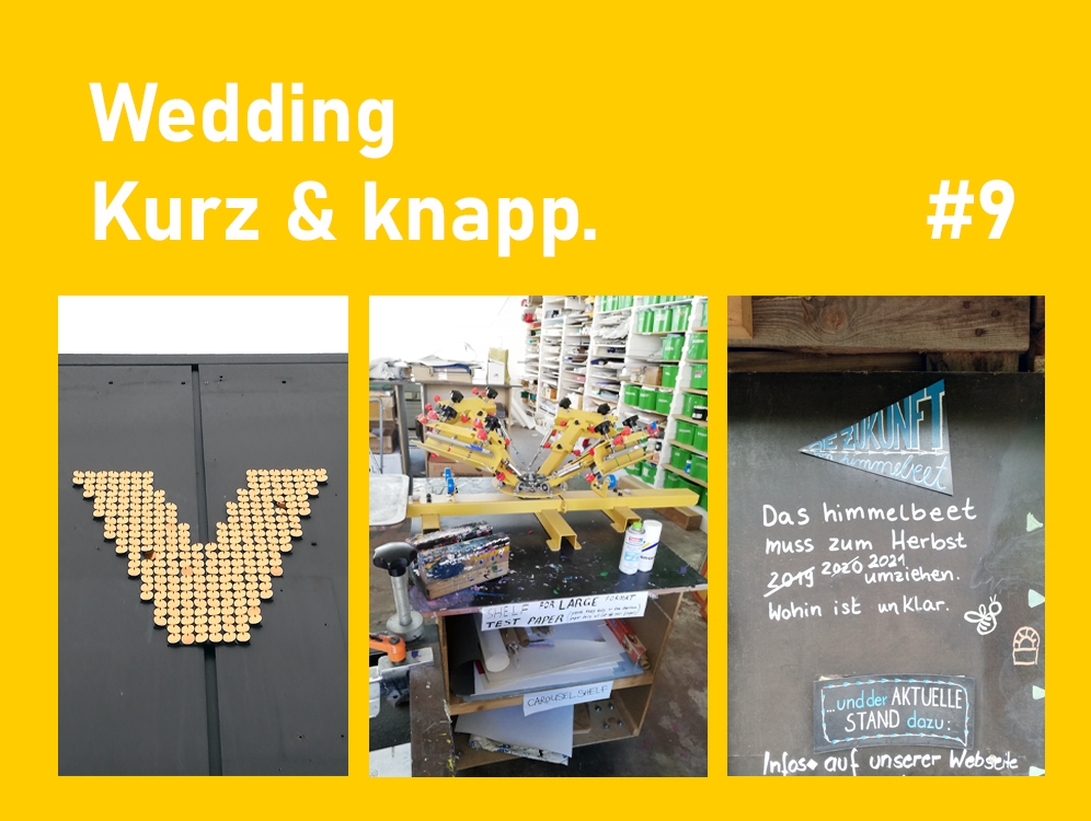 Wedding kurz & knapp