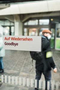 """""""Auf Wiedersehen!"""""""