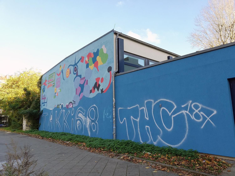 Sporthalle Herbert-Hoover-Schule