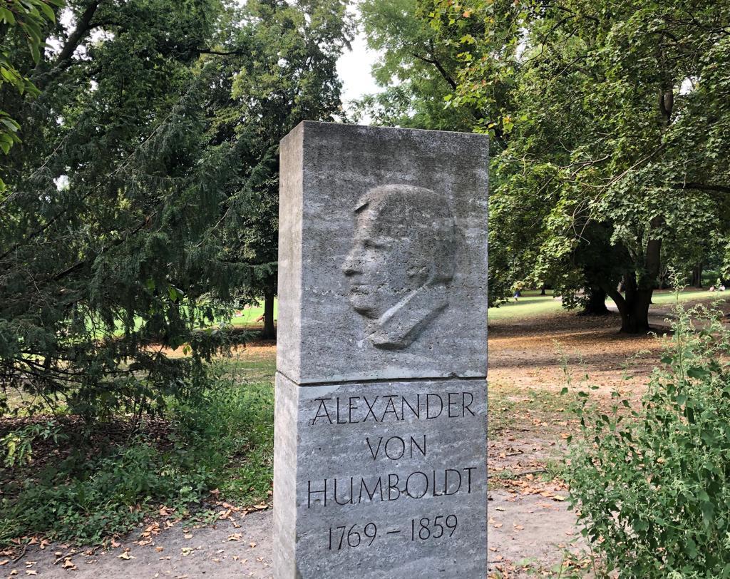 Denkmal Humboldt
