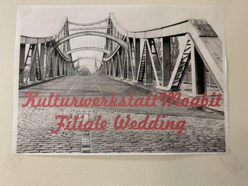 mit der Siebdrucktechnik erstellte Postkarte