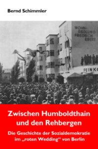 Cover Humboldthain Rehbergen über die Geschichte der SPD