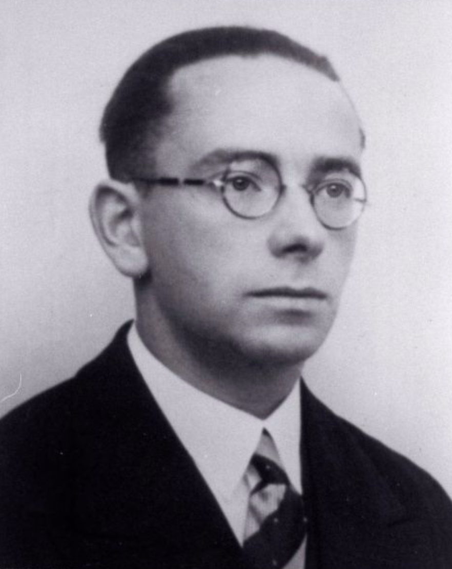 Portrait Ludwig Jakob Mehler, frühe 1930er Jahre