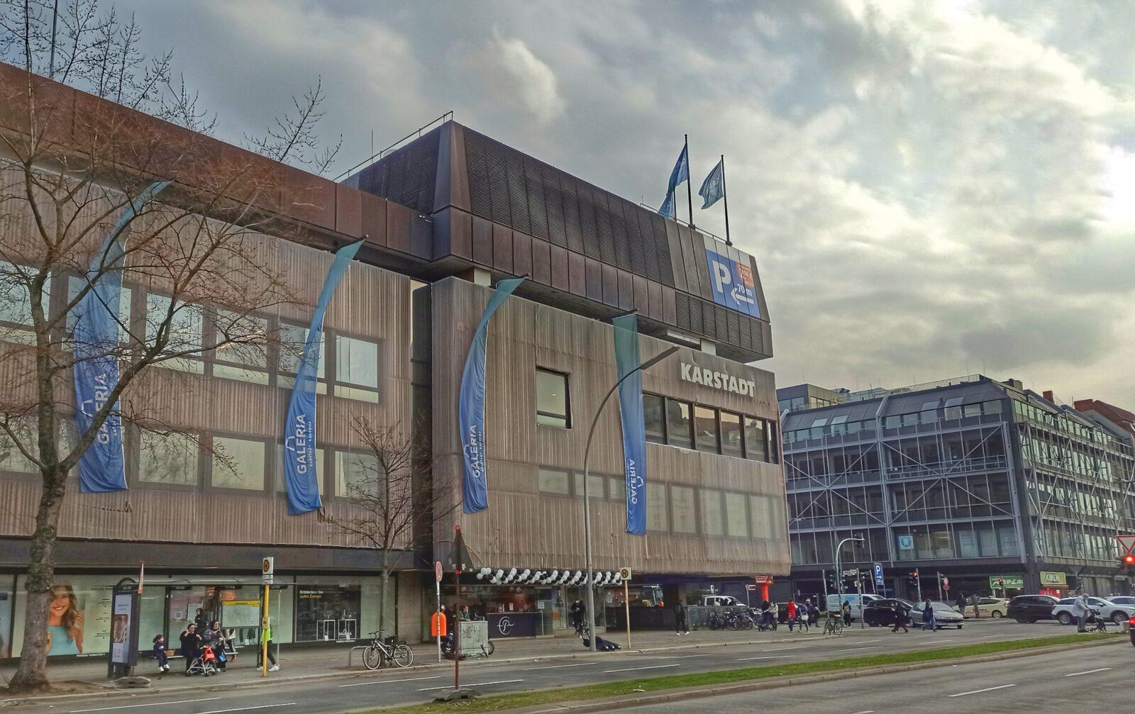 Karstadt Warenhaus