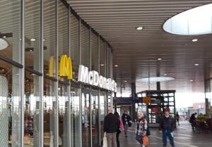 McDonald's am Gesundbrunnen Foto: J. Faust
