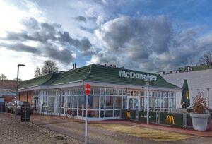 McDonald's an der Marktstraße Foto: J. Faust