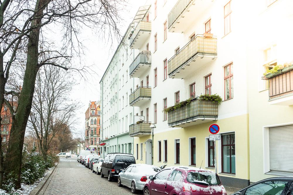 Gropiusstraße 4 Jüdisches Jugendheim und Fürsorge