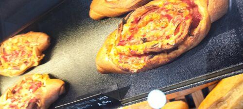 Pizzabrötchen im Cardak