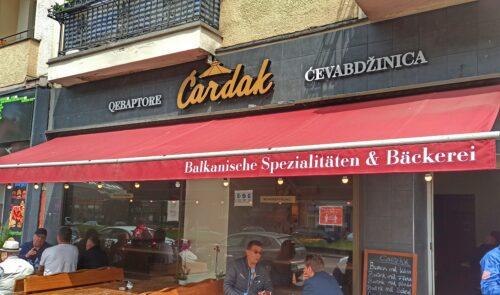Cardak Außenplätze an der Müllerstraße