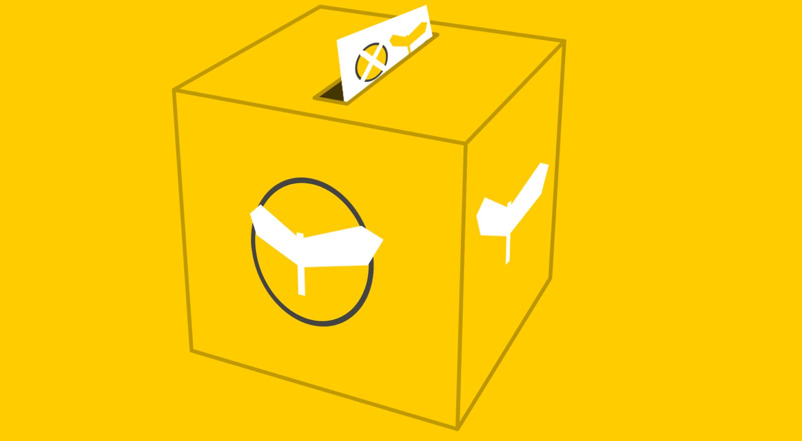 Grafik Wahlen 2021